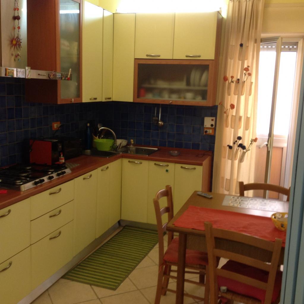 Affittasi appartamento ammobiliato