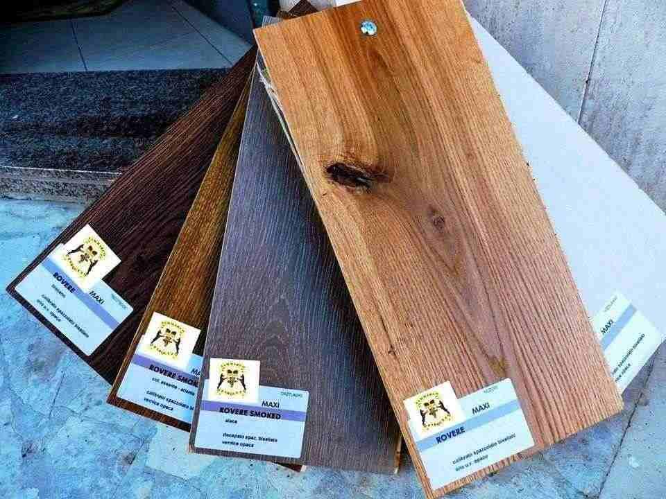 Pavimentimax listoni in legno certificati e  con marcatura CE