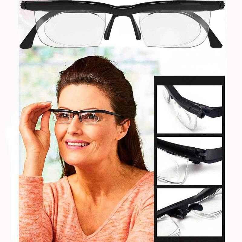 DealVision - occhiali con diottrie regolabili