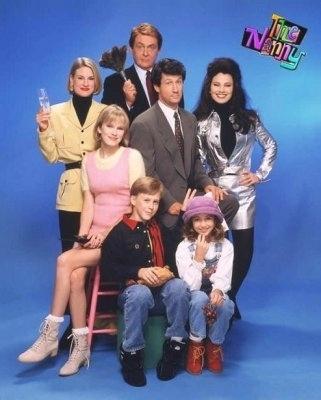 La Tata serie tv completa anni 90