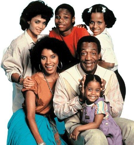 I Robinson serie tv completa anni 80-Bill Cosby