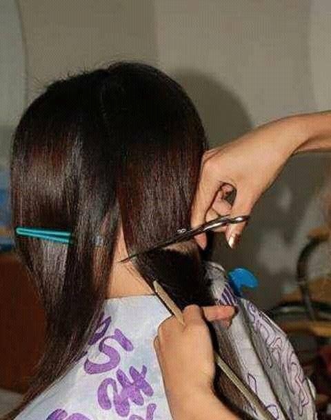 Compro capelli femminili