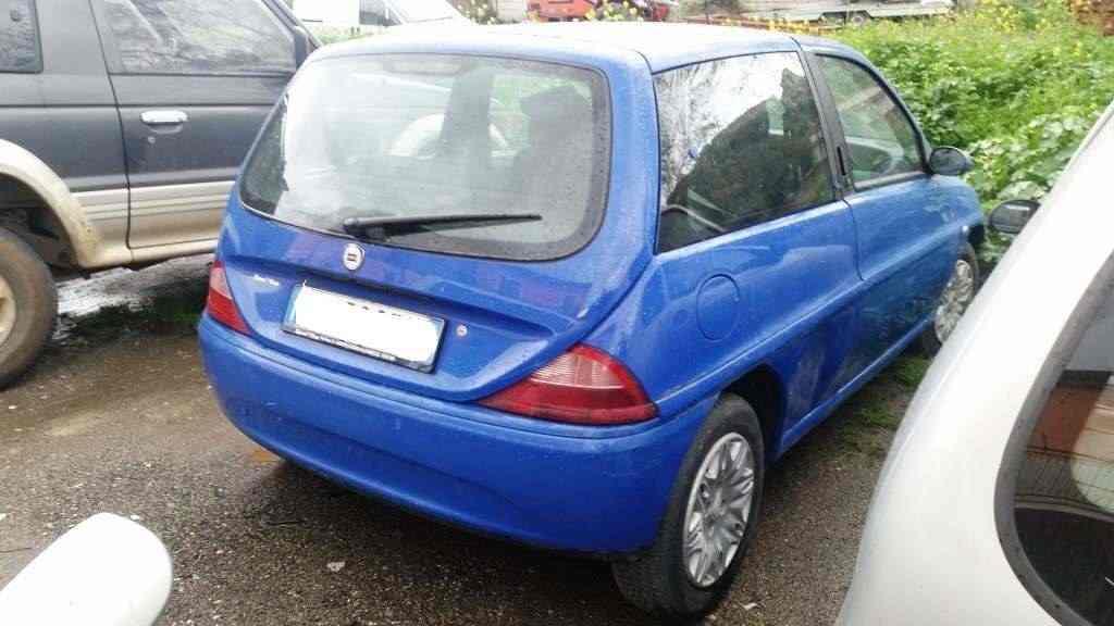 Lancia Y 1200 Benzina Anno 2000