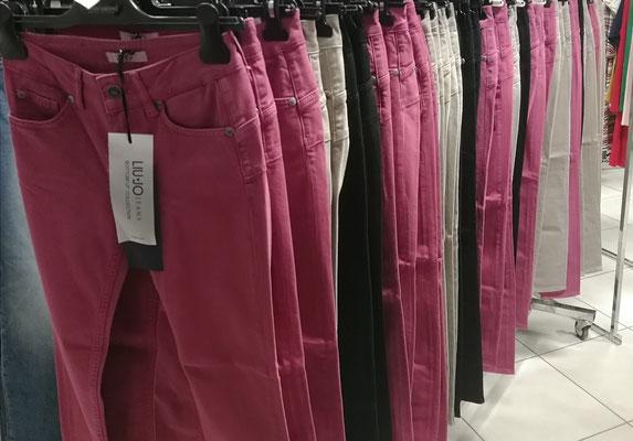 stock jeans firmati LIU-JO