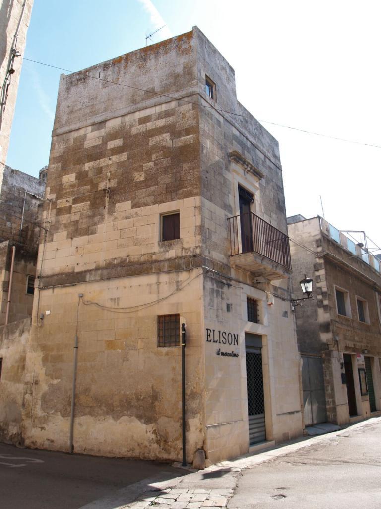 Casa MAGLIE centro storico (LE, Salento) Pietra leccese