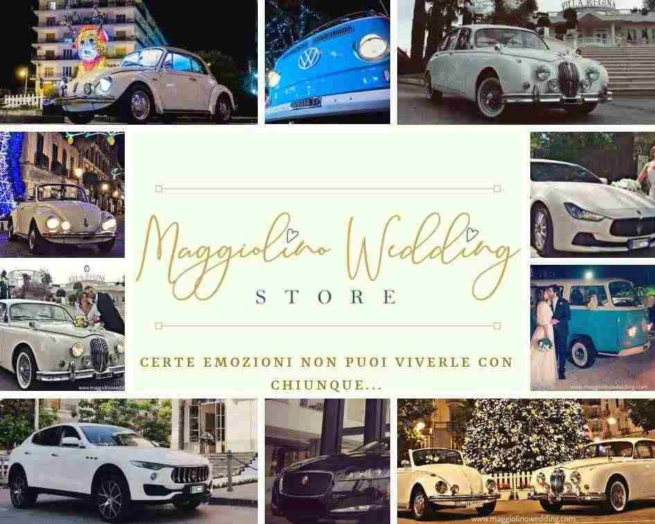 Noleggio auto per matrimonio Jagura Mk2 Napoli