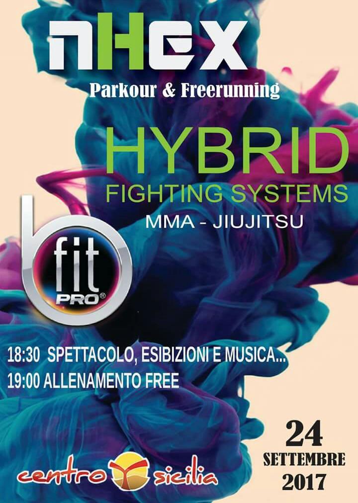 Parkour centro sicilia catania hybrid gym MMA Catania