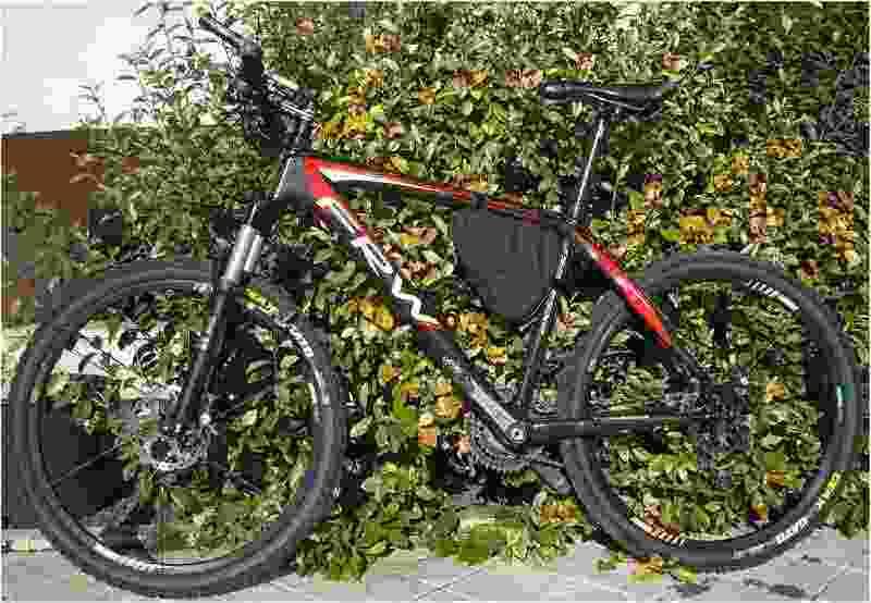 Bici Frw eldorado Carbonio misura L