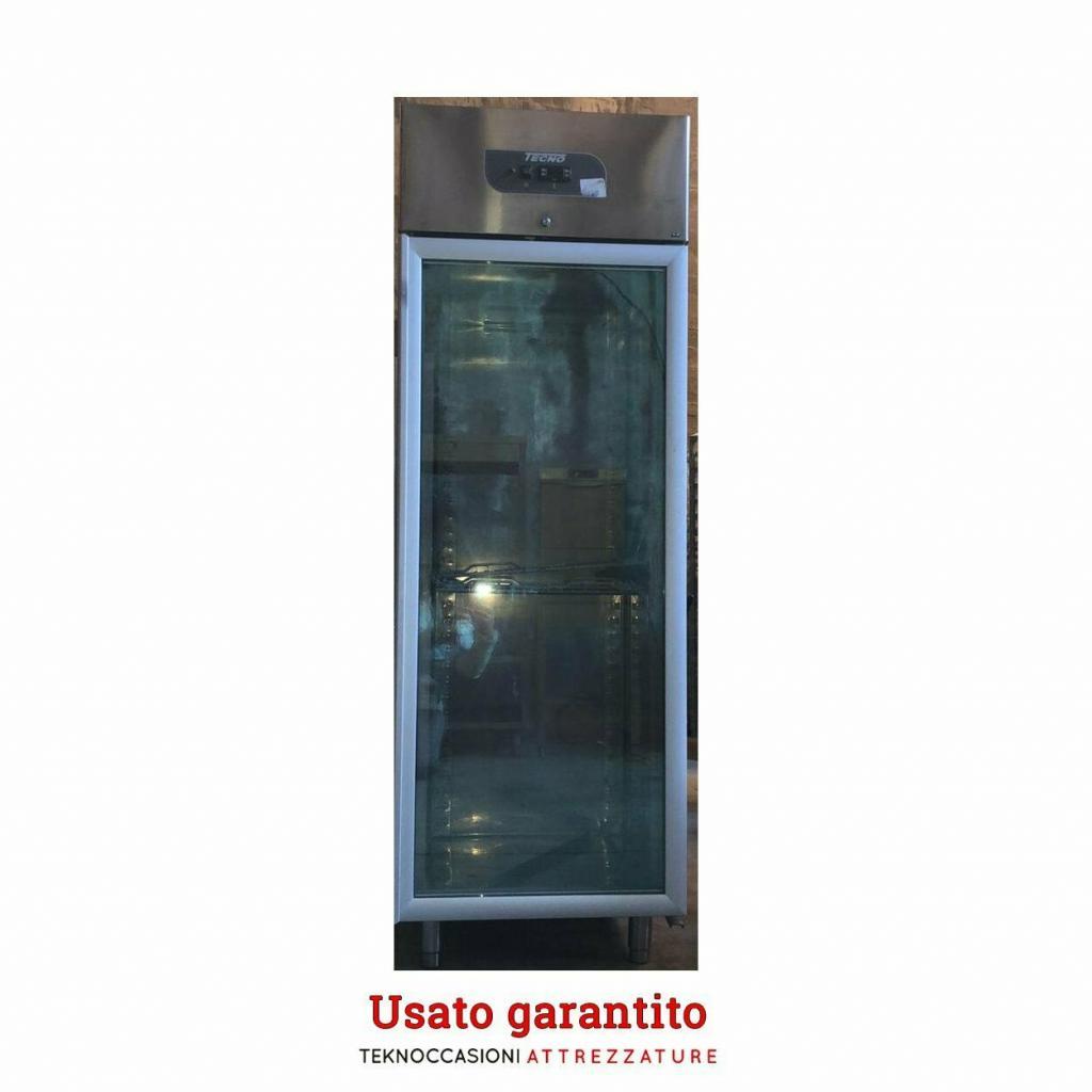 Armadio frigorifero temperatura positiva con porta a vetro