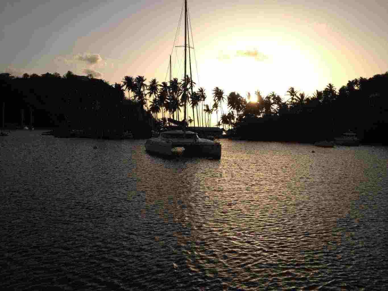 Crociera a vela ai Caraibi