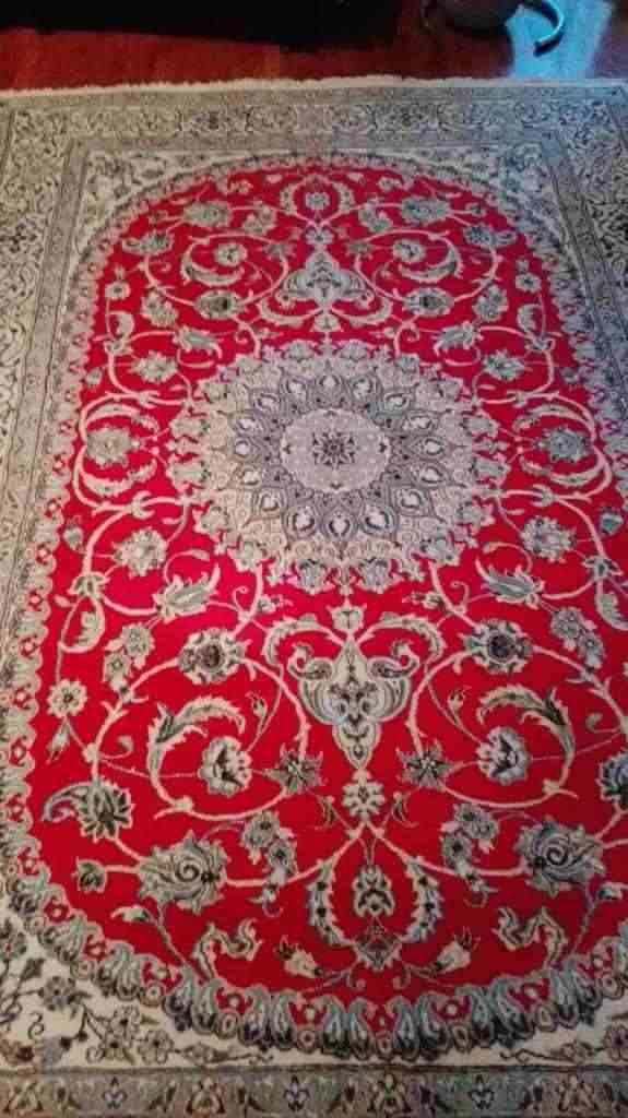 tappeto persiano nain