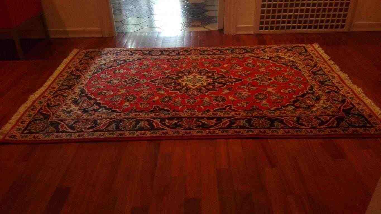 tappeto persiano kashan