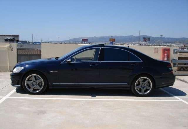 2008 Mercedes S65 L Amg 612 CV