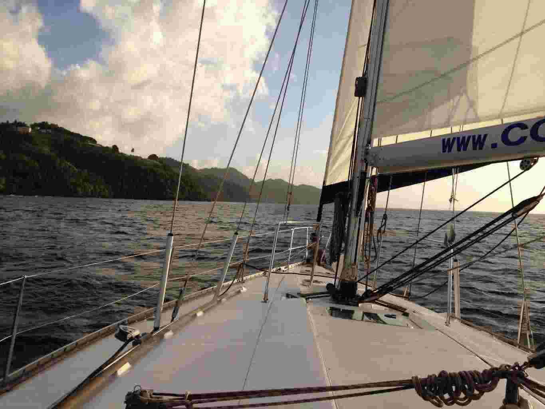 Vacanza ai Caraibi in barca a vela o catamarano