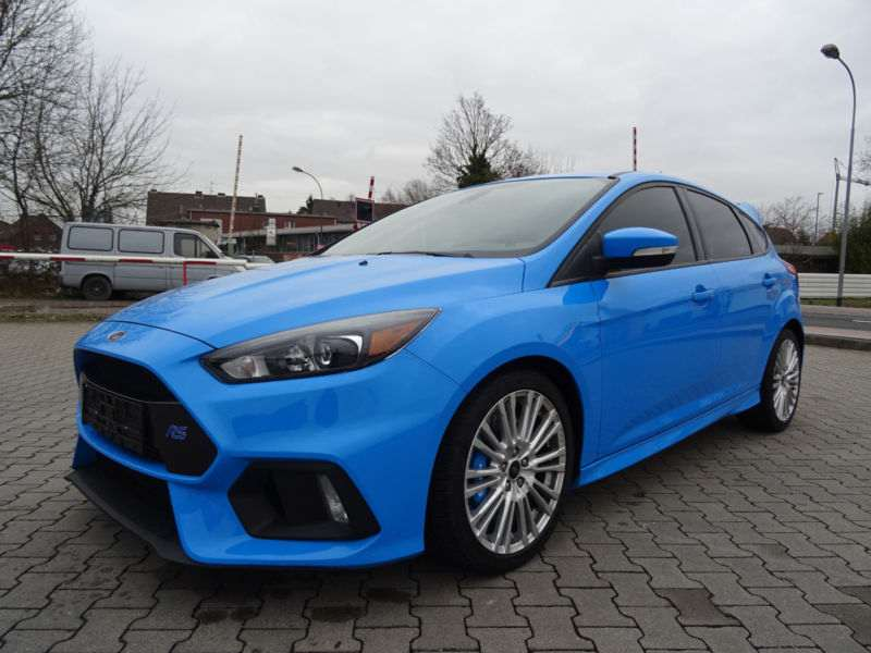 Ford Focus 2.3 EcoBoost S&ampS