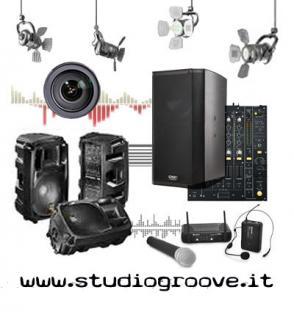 Service Audio Luci - Organizzazione Eventi