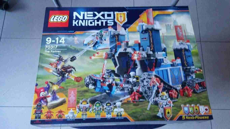 LEGO Nexo Knights 70317 NUOVO