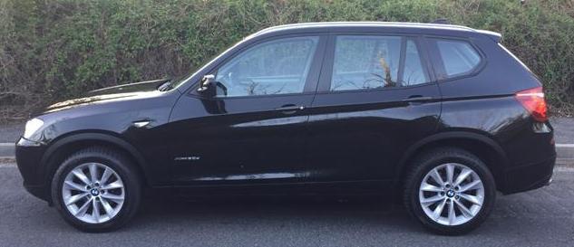 BMW X3 xDrive 30 d PARI AL NUOVO