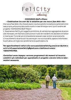 Cohousing per over 65