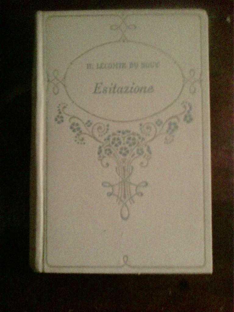 H. Lecomte du Nouy - Esitazione