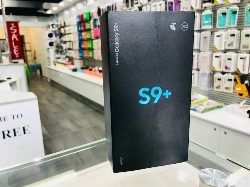 Nuovi Samsung Galaxy S9 Plus e S9 Stock