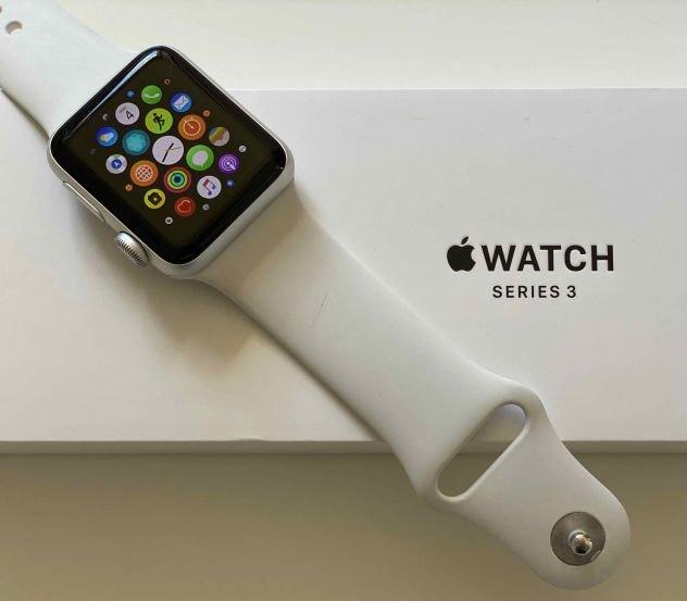Apple Watch Series 3 GPS Alluminio 38mm