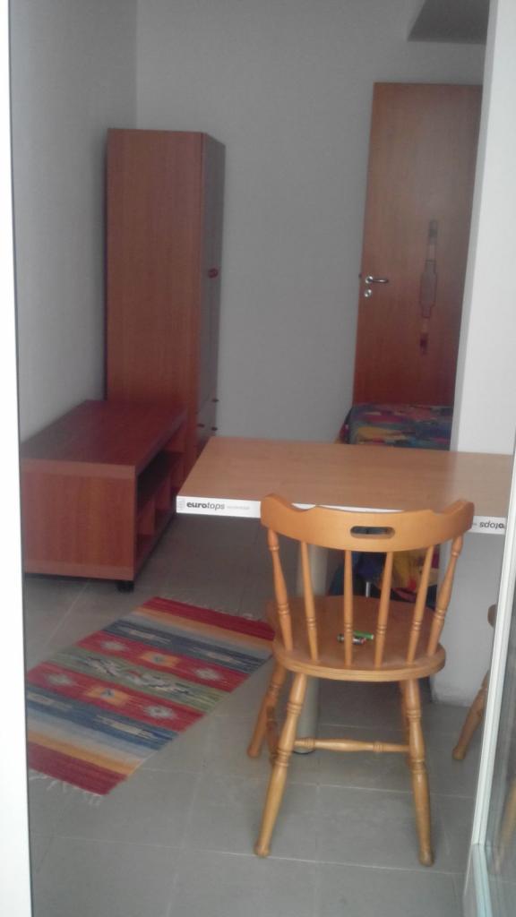 Camera  singola ammobiliata