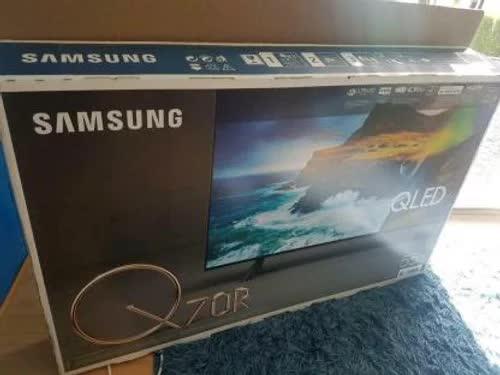 Samsung QLED-TV GQ55Q70R - Tv
