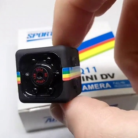 DV videocamera SQ11 - camera con funzione di visione notturna