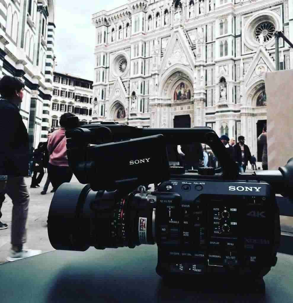 Videomaker professionista