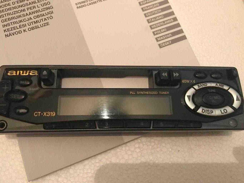 Stereo auto Aiwa CT-X319