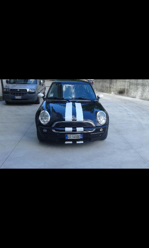 Vendo Mini One 1.6 cc da 90 Cv benzina