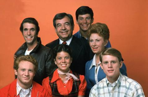 Happy Days (serie Tv anni 70/80)