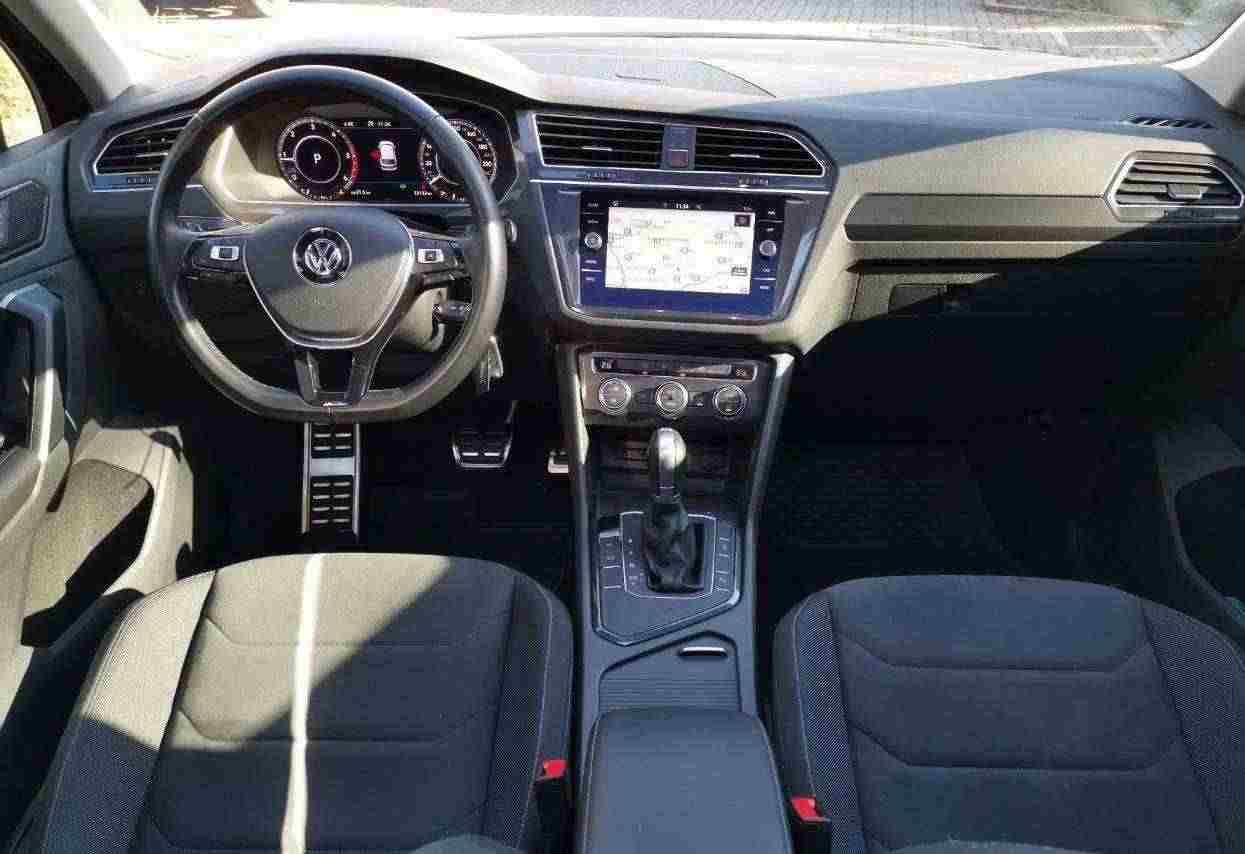 Volkswagen Tiguan 2.0 TDI SCR DSG Sport RLine Bluemotion