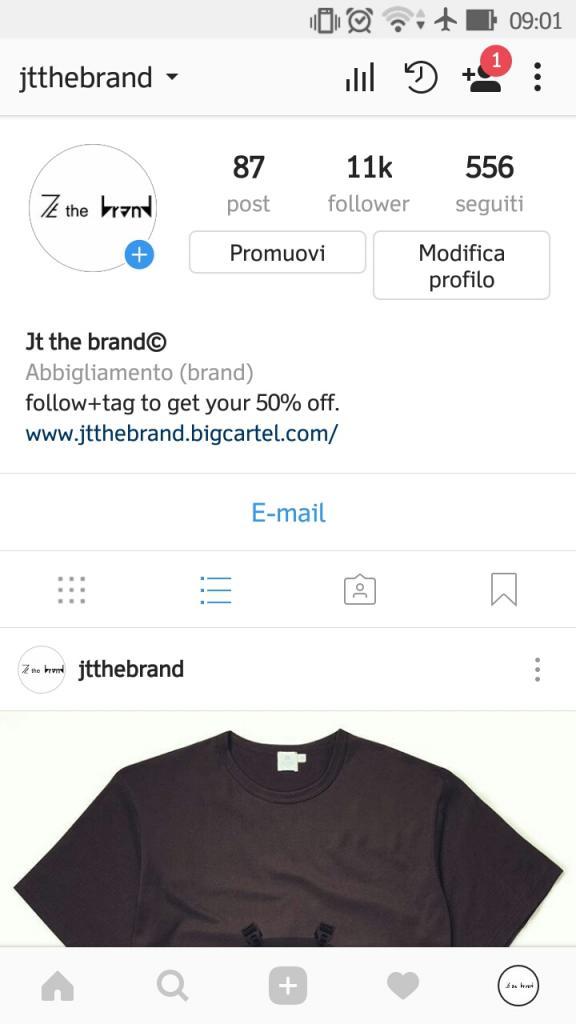 Abbigliamento per grossisti, offresi esclusiva brand