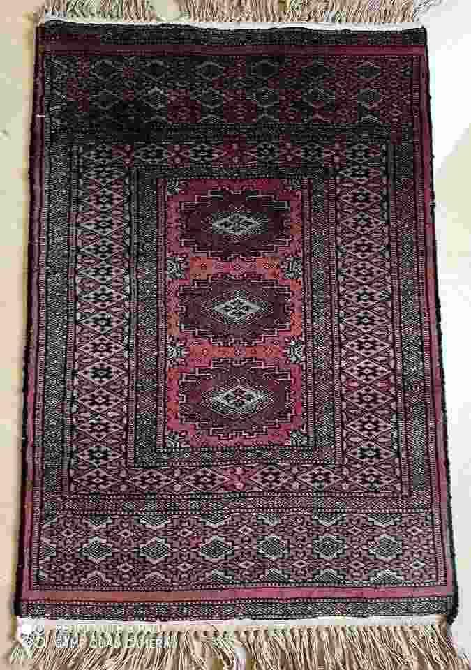 Tappeto persiano piccolo 90x62