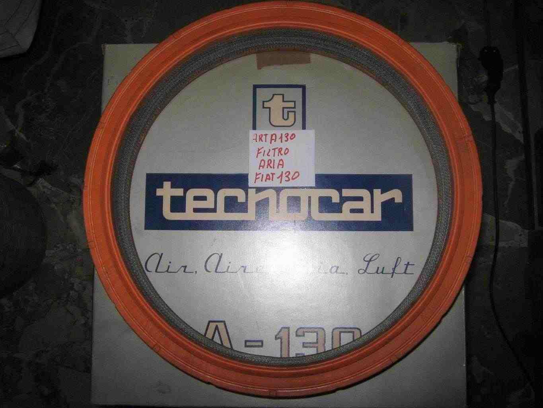 Filtro aria per Fiat 130 d'epoca
