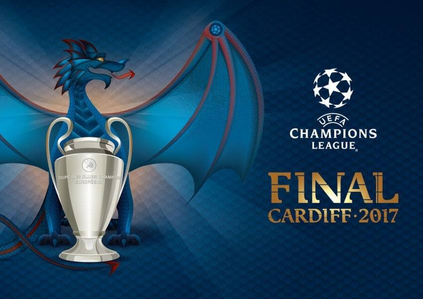 5 biglietti alla Finale di UEFA Champions League 2017