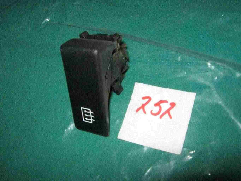 Interruttore lunotto termico fiat 126 FSM  d'epoca