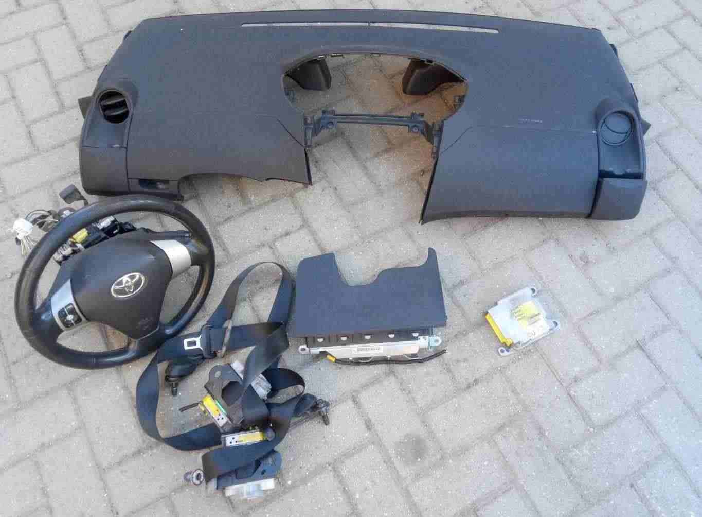 Kit airbag frontali Toyota Yaris anno 2006