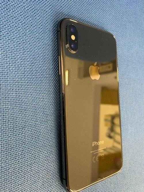 IPHONE X - 64GB- Grigio siderale