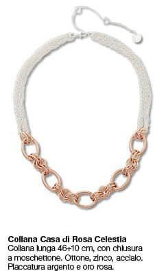collana+anelli molto belli ultimi pezzi disponibili