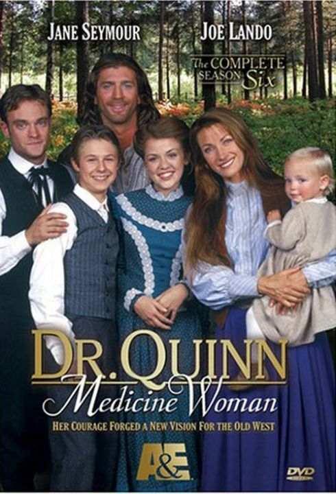 La Signora del West, Dott. Quinn, SERIE COMPLETA