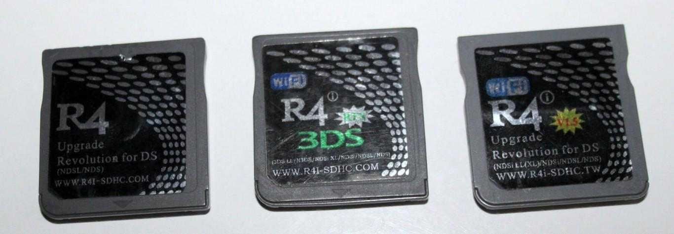 3DS NDS DSI XL R4 i 3d new 3ds Nintendo scheda giochi senza memory