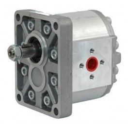 Pompa idraulica Galtech 36 c.c. rotazione dx-sx + raccordi