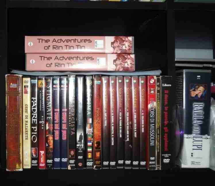 Film e Serie da scegliere per lettori dvd