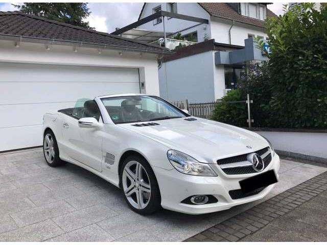 Mercedes-Benz SL 600 Distronic-Keyless