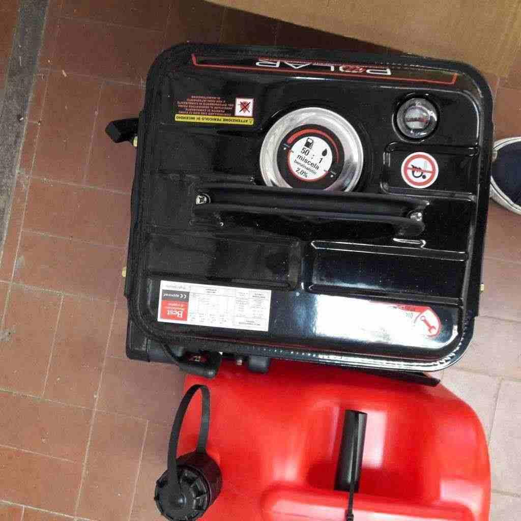 piccolo generatore nuovo