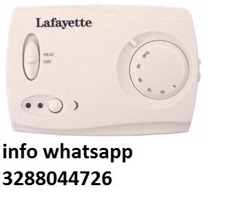 termostato per riscaldamento con funzione di risparmio energetico selezione heat/off controllo temp