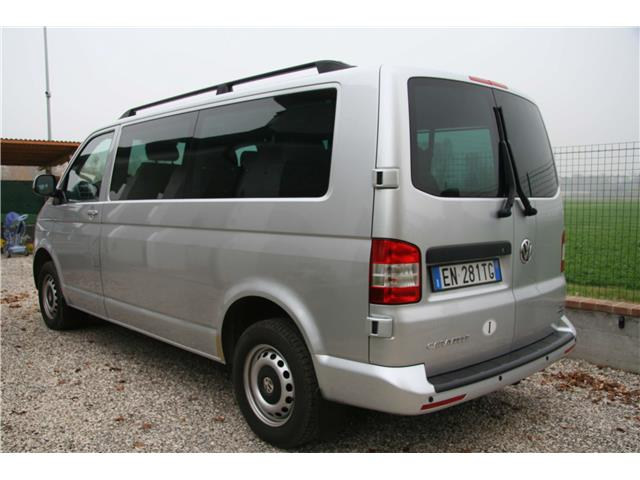 Volkswagen T5 Caravelle 2.0 TDI 140CV 4 Motion PL Comf